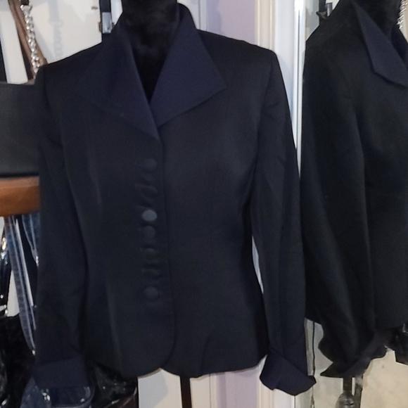 Christian Dior Vintage suit jacket size 12
